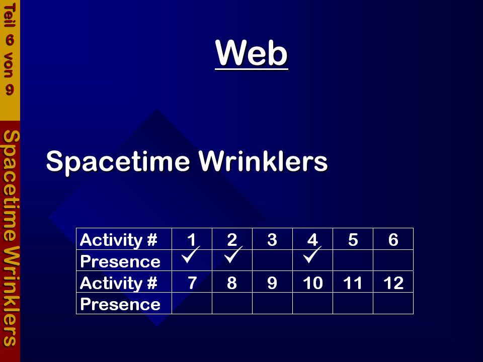 Web Spacetime Wrinklers Teil 6 von 9