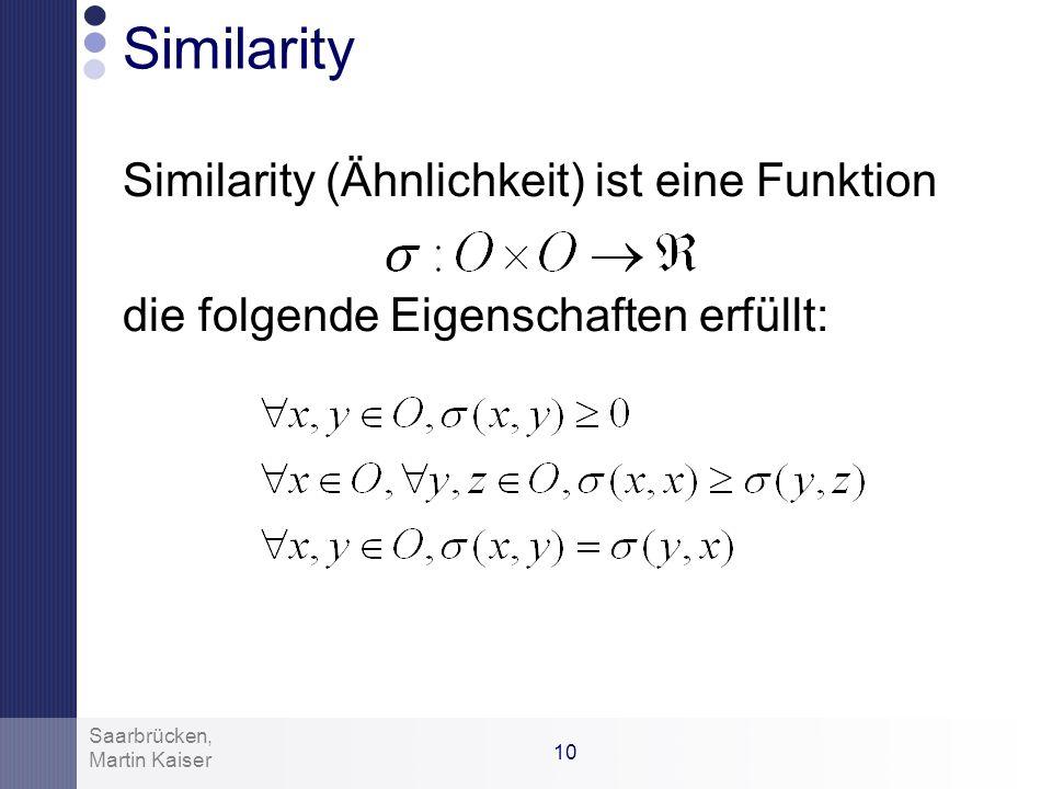 9 Martin Kaiser Saarbrücken, Beispiel: OL Graph