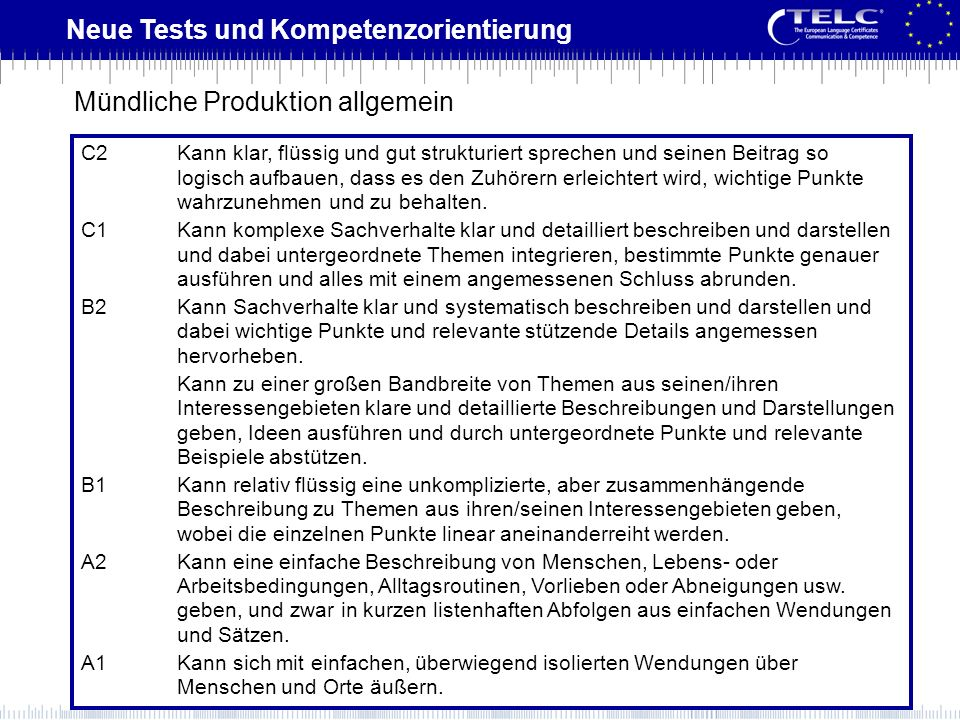 Neue Tests und Kompetenzorientierung 6.A number of modern fathers a) are afraid of not being able to afford a family.
