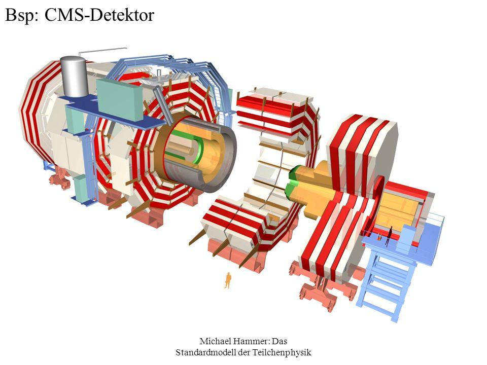 Bsp: CMS-Detektor
