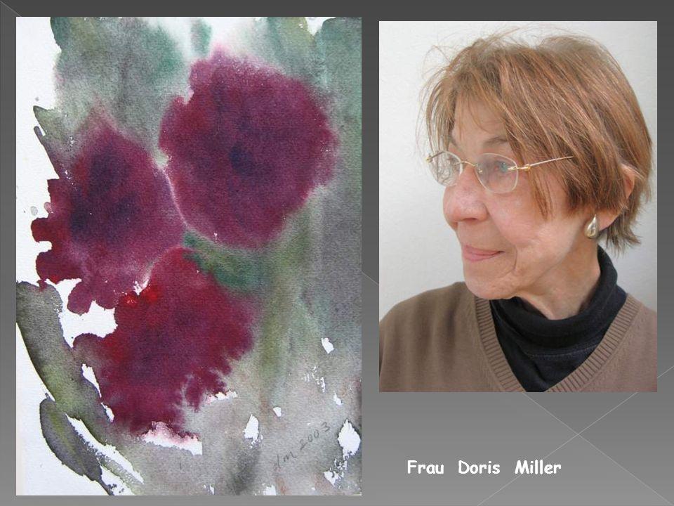 Frau Doris Miller
