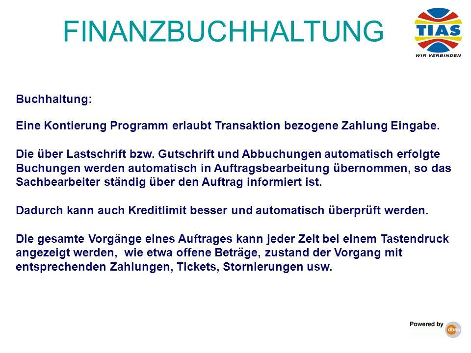 Buchhaltung: Eine Kontierung Programm erlaubt Transaktion bezogene Zahlung Eingabe. Die über Lastschrift bzw. Gutschrift und Abbuchungen automatisch e