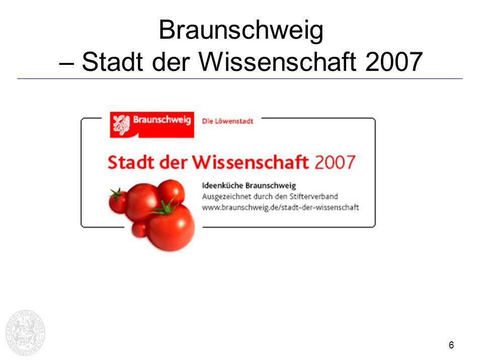 6 Braunschweig – Stadt der Wissenschaft 2007