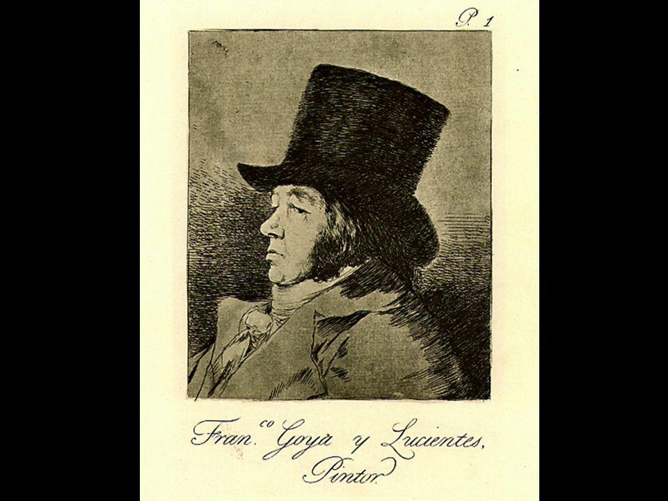 1746 Goya in Aragon geboren 1759-88 Karl III aufgeklärter König Verbot der Inquisition, Verbannung der Jesuiten kein Bedarf nach Revolution 1775 Designer der königl.