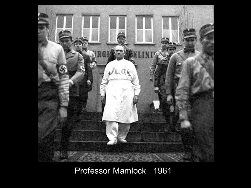 Professor Mamlock 1961