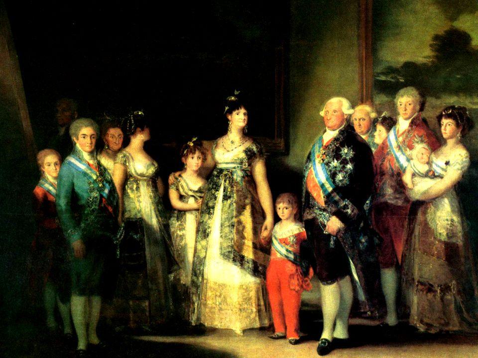 1792 Beginn der Taubheit 1796-97 mit der Herzogin von Alba in Andalusien um 1800 Maja vestida y Maja desnuda