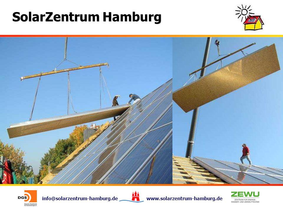 info@solarzentrum-hamburg.de www.solarzentrum-hamburg.de SolarZentrum Hamburg