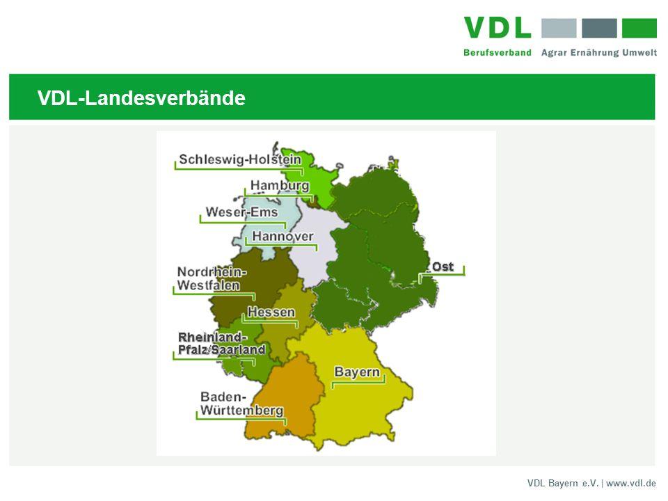 VDL Bayern e.V. | www.vdl.de VDL-Landesverbände