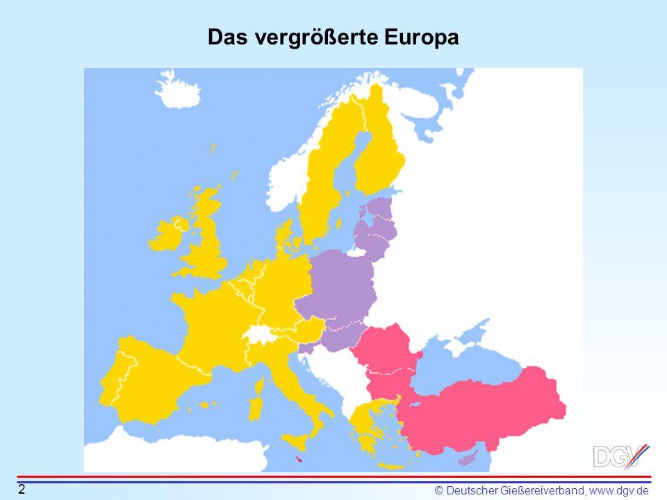 Das vergrößerte Europa 2