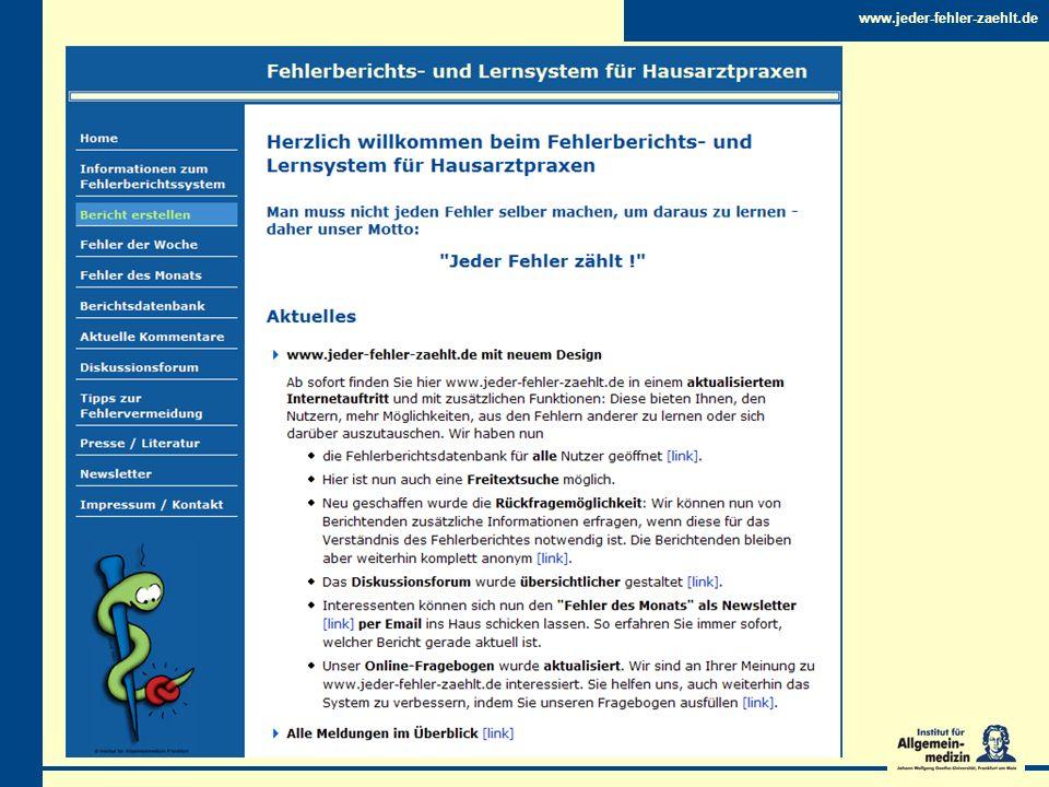 Was bietet www.jeder-fehler-zaehlt.de.