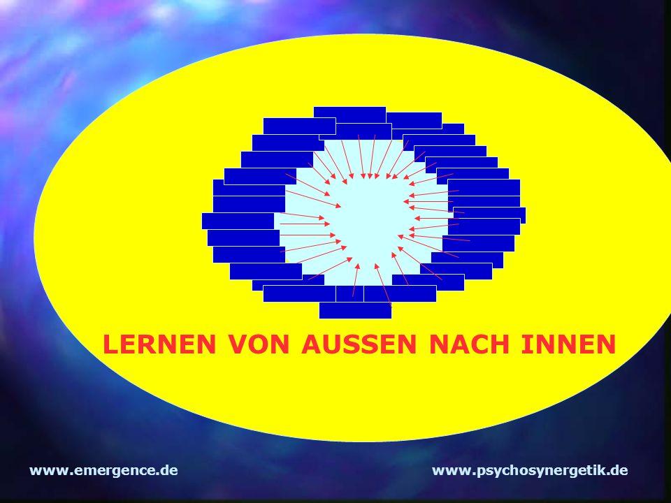 www.emergence.dewww.psychosynergetik.de Herausforderungen Fähigkeiten z.