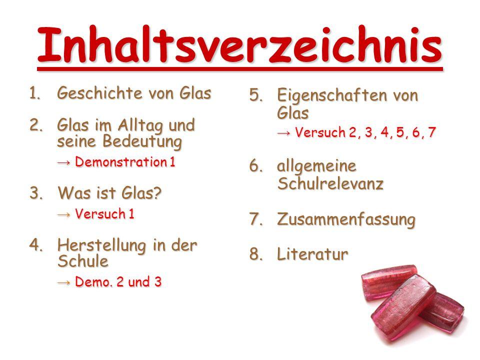 Versuch 5: Ätzen von Glas Auswertung:Auswertung: –Abzug und Handschuhe.