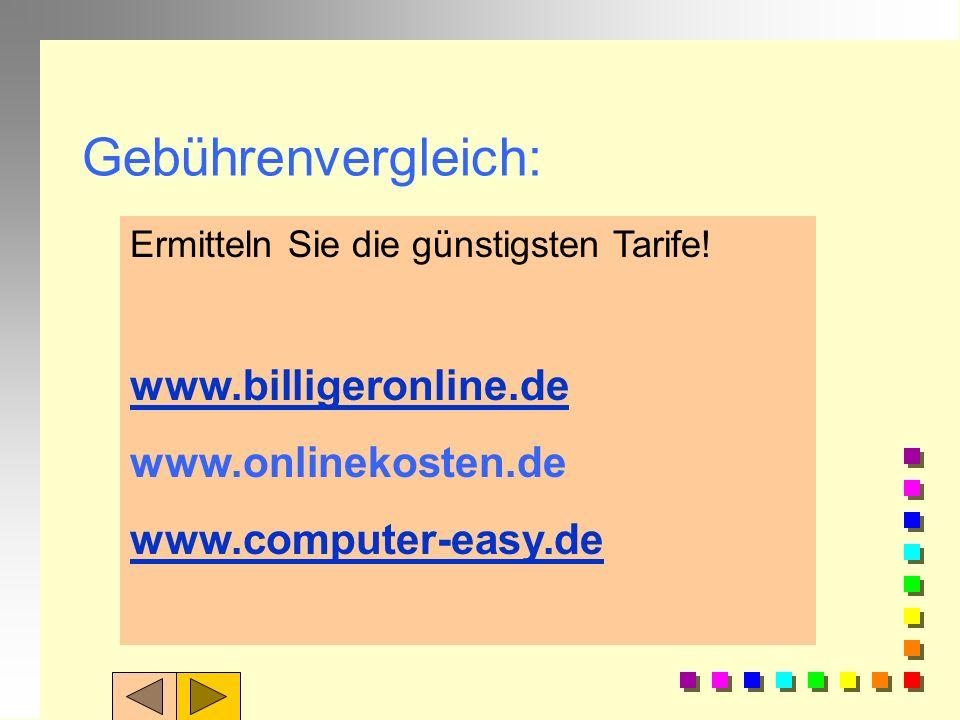 http://www.t-online.de/tarife/ Gebühren:T-Online