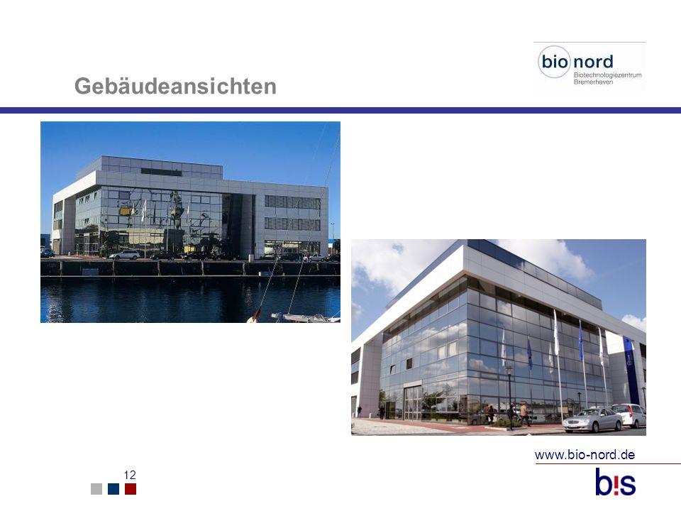 www.bio-nord.de 13 Gebäudeansichten
