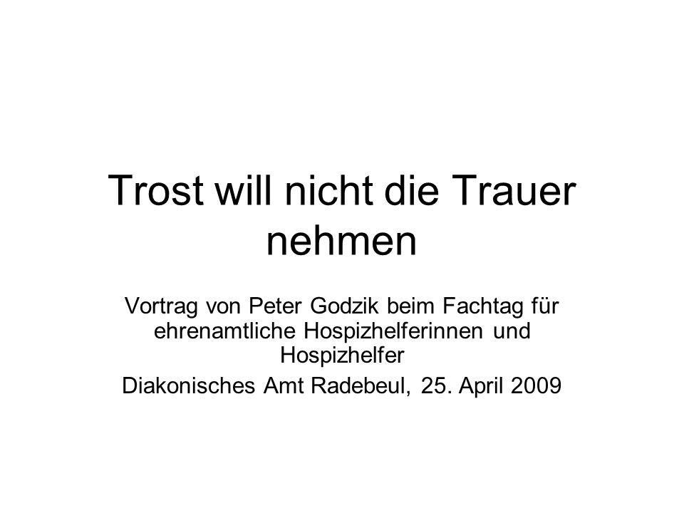 Selbstvorstellung Peter Godzik Fast 63 Jahre alt 40 Jahre verheiratet (mit einer Sächsin) 34 Jahre ordinierter ev.