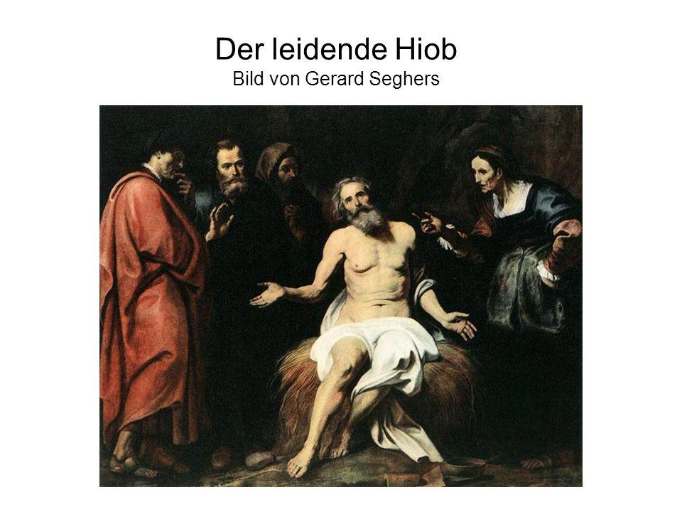 Der leidende Hiob Bild von Gerard Seghers