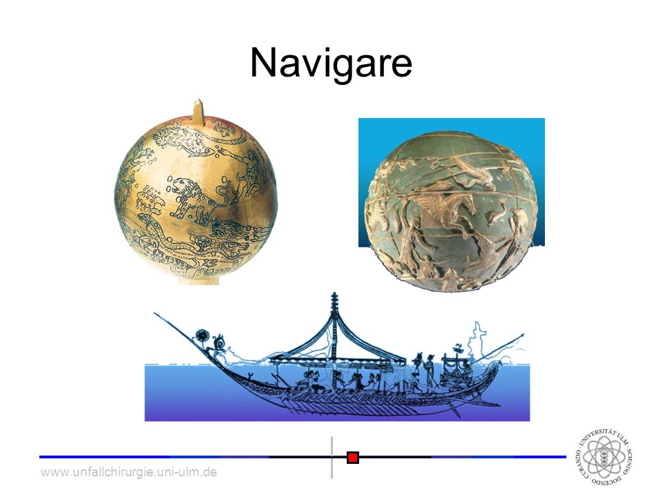 www.unfallchirurgie.uni-ulm.de Navigare