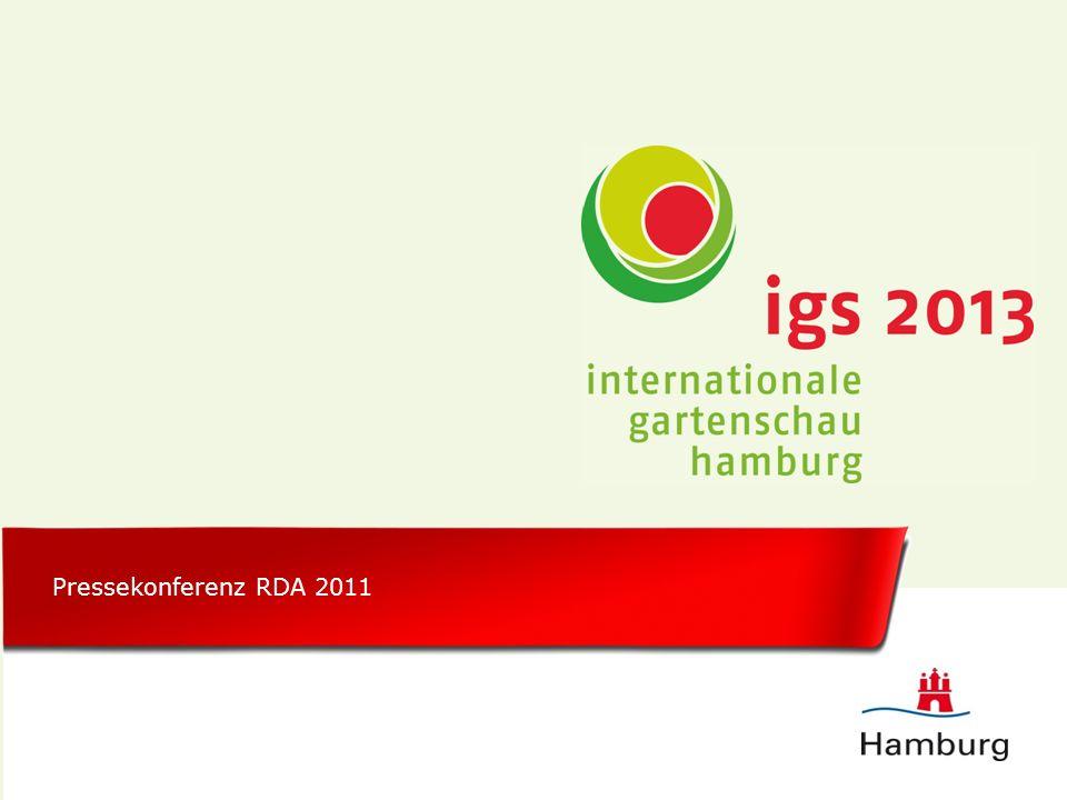 Pressekonferenz RDA 2011