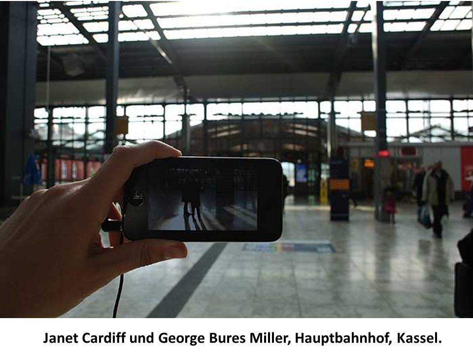 Janet Cardiff und George Bures Miller, Hauptbahnhof, Kassel.