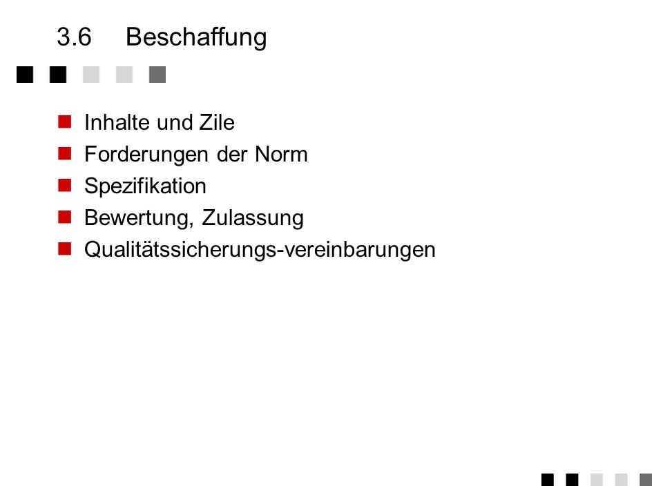 3.5.5Beispiel - Kennzeichnung Qualitätsdokumente : QXX00YYVersionsnummer x.x Qdient der Kennzeichnung des QM-Systems. XXMHQualitätsmanagement-Handbuch