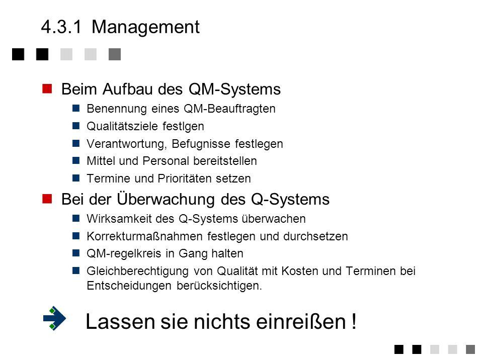 4.3Zuständigkeiten Management Mitarbeiter