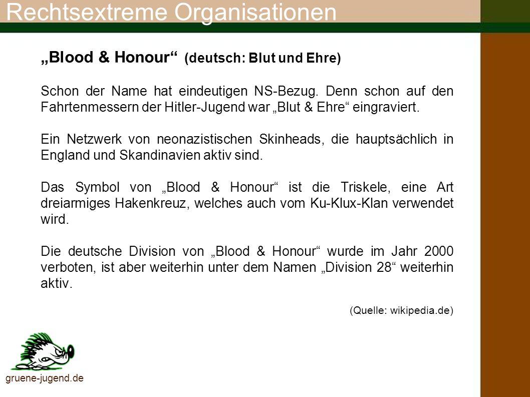 Rechtsextreme Organisationen Kameradschaft Süd Die Kameradschaft Südist eine als terroristische Vereinigung eingestufte Gruppe um den Müncher Neonaziterroristen Martin Wiese.