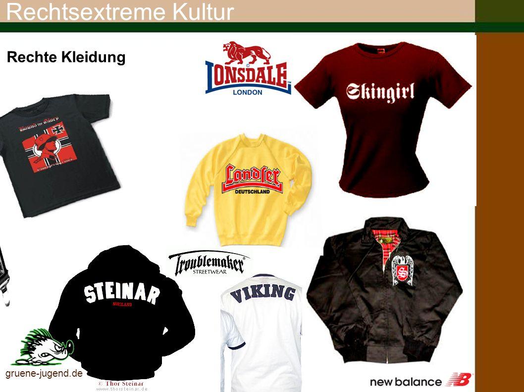 Rechtsextreme Kultur Consdaple (engl.Schutzmann) Consdaple, engl.