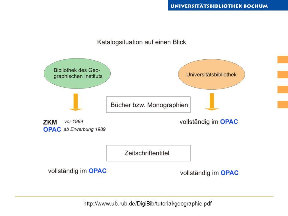 Kataloge Fernleihe Fachinformation Allg.Nachschlagewerke z.B.