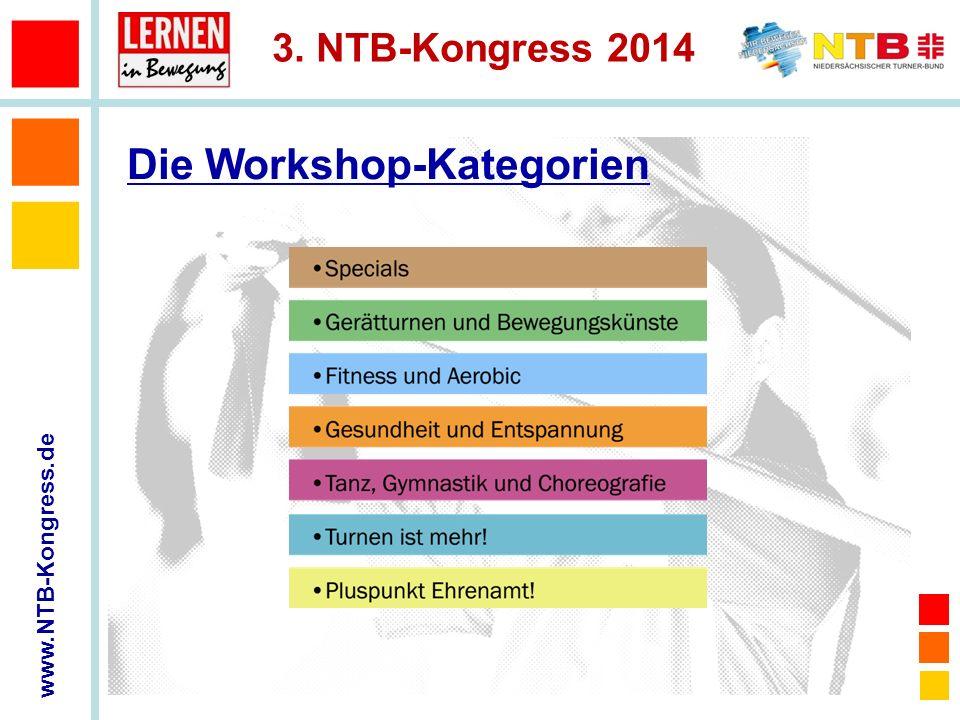 www.NTB-Kongress.de 3.NTB-Kongress 2014 Die Highlights Hauptreferat von Prof.