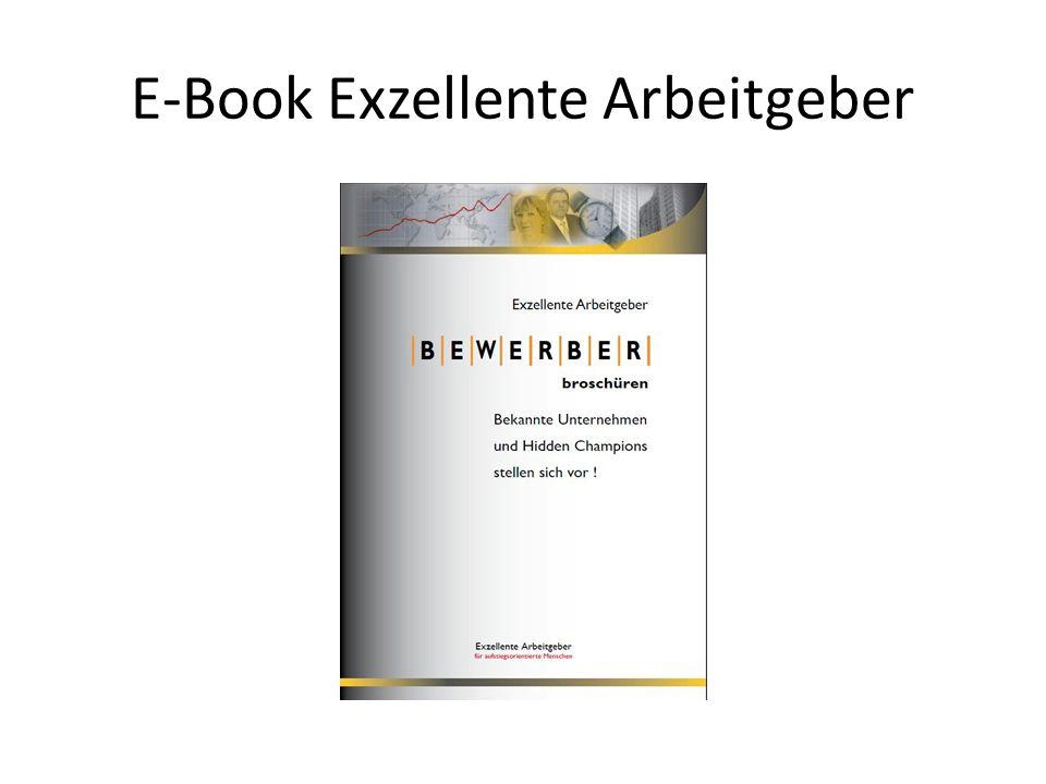 E-Book Exzellente Arbeitgeber