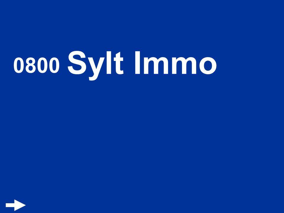 Sylt Immo 0800