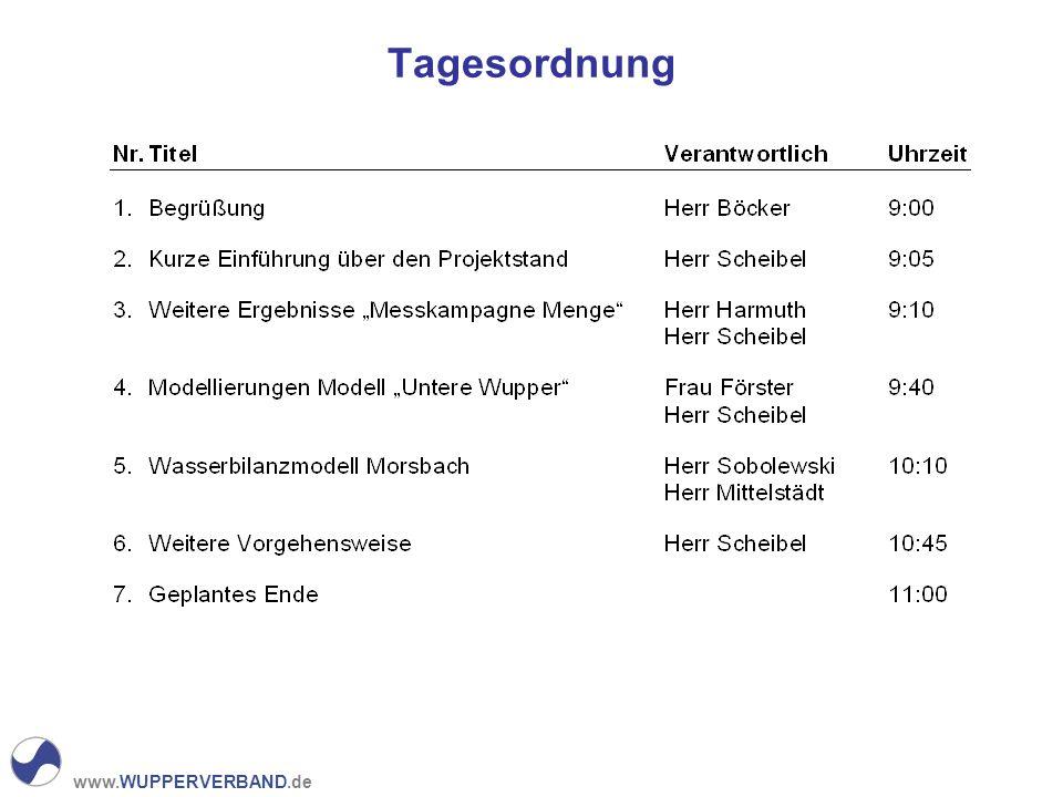 www.WUPPERVERBAND.de Clarenbach 1 Maßgebende Kammer