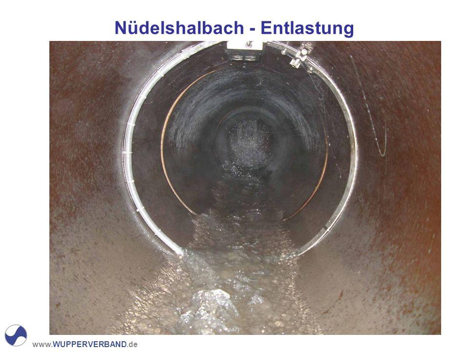 www.WUPPERVERBAND.de Nüdelshalbach - Entlastung