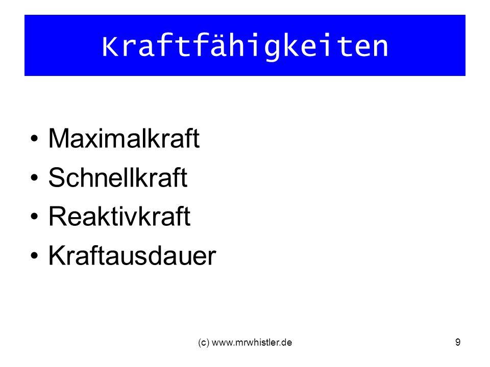 Maximalkraft (c) www.mrwhistler.de10