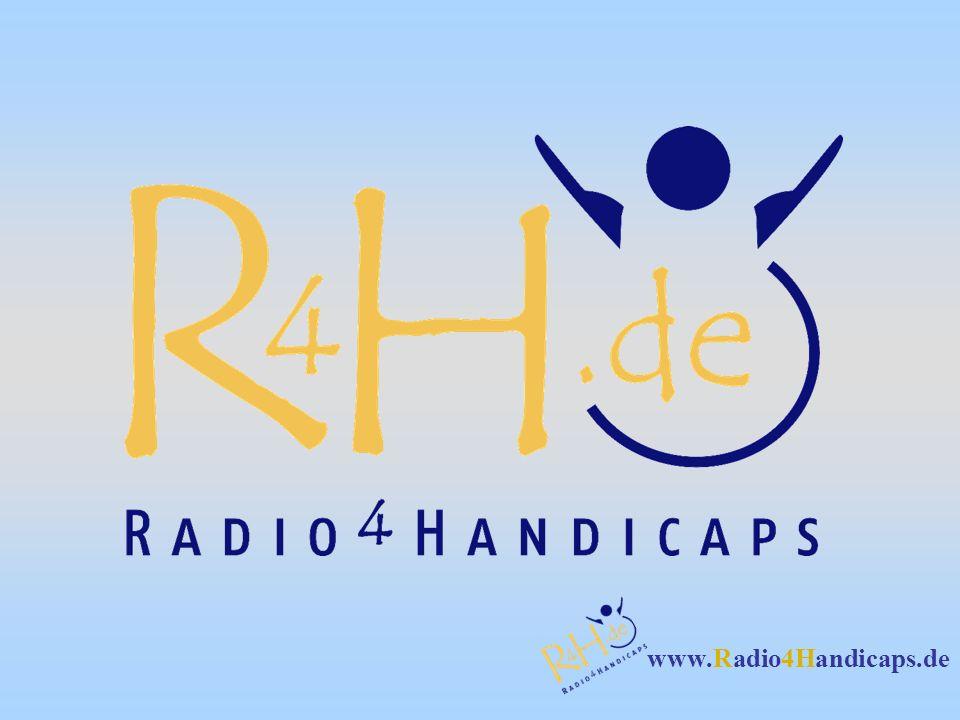 www.Radio4Handicaps.de HEALTH-MEDIA e.V.