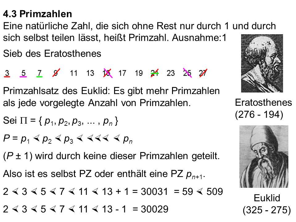 4.1 Man berechne die Binomialkoeffizienten 4.2a Man beweise die Bernoullische Ungleichung: (1 + x) n 1 + n x für x 0 und n mit Hilfe des binomischen S