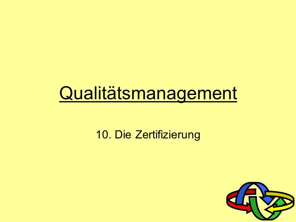 Bestätigung der Unparteilichkeit, der Kompetenz und der Zuverlässigkeit durch eine national anerkannte Stelle Schaffung von Vertrauen in Prüfungen und