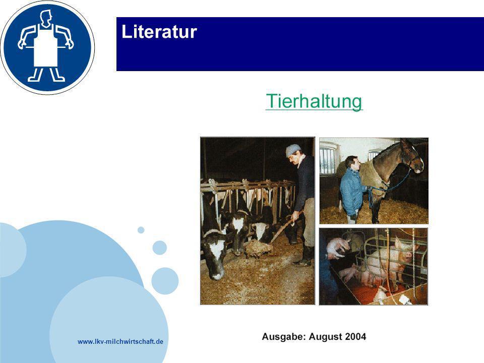 www.lkv-milchwirtschaft.de Literatur