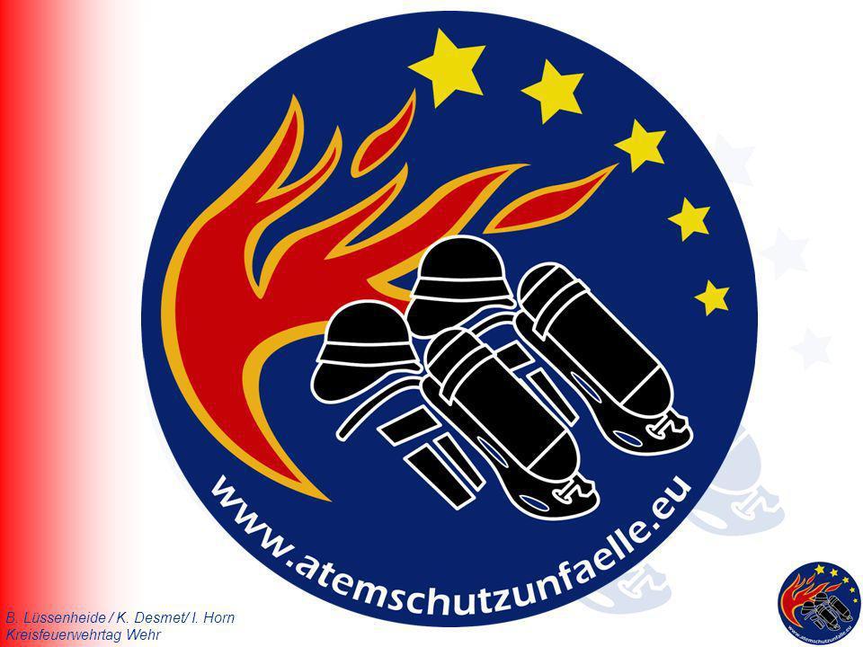 B. Lüssenheide / K. Desmet/ I. Horn Kreisfeuerwehrtag Wehr
