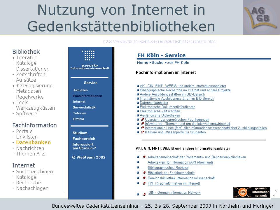 Bundesweites Gedenkstättenseminar – 25. Bis 28.