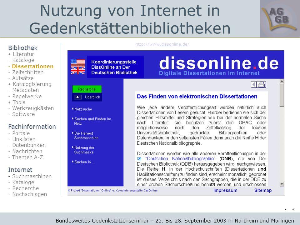 http://www.dissonline.de/ Bundesweites Gedenkstättenseminar – 25.