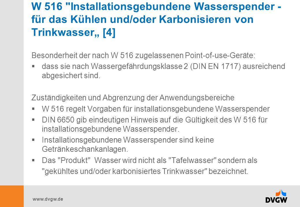 www.dvgw.de W 516