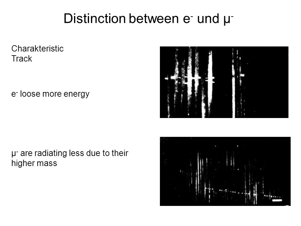 How can we see Neutrinos if they are invisible The Production Probability for Hadrons = = Resonance Width =2 (from Theory) Relative Number (Ratio) of leptonic zu hadronic Events