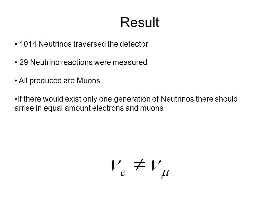 -> Counting Experiment Count hadronic Events Count leptonic Events