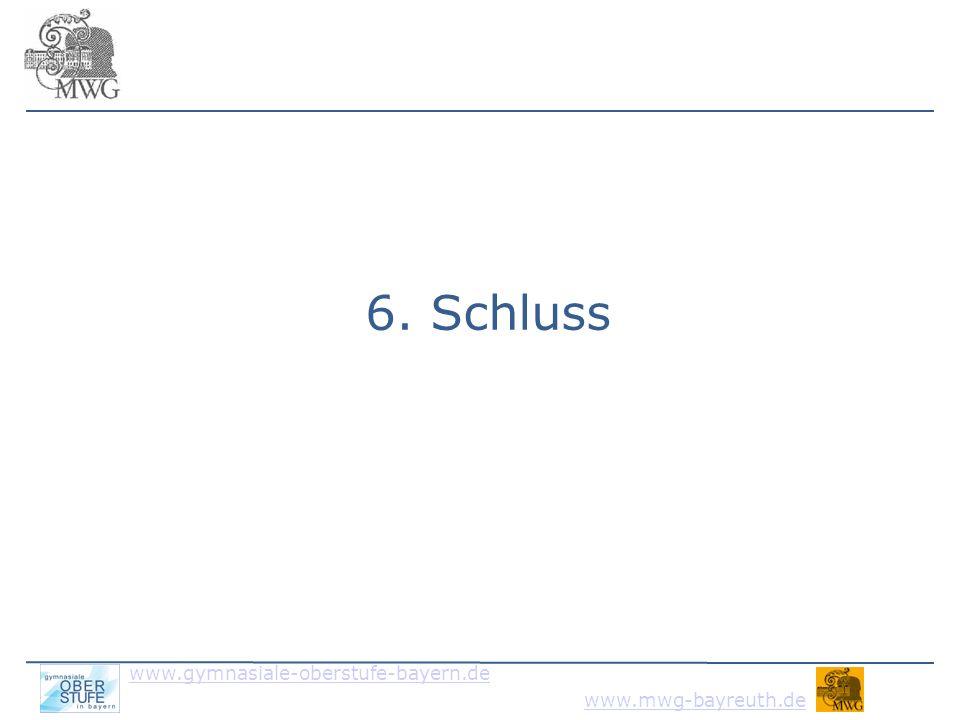 www.gymnasiale-oberstufe-bayern.de www.mwg-bayreuth.de Auslandsaufenthalt Informationsbroschüre S.