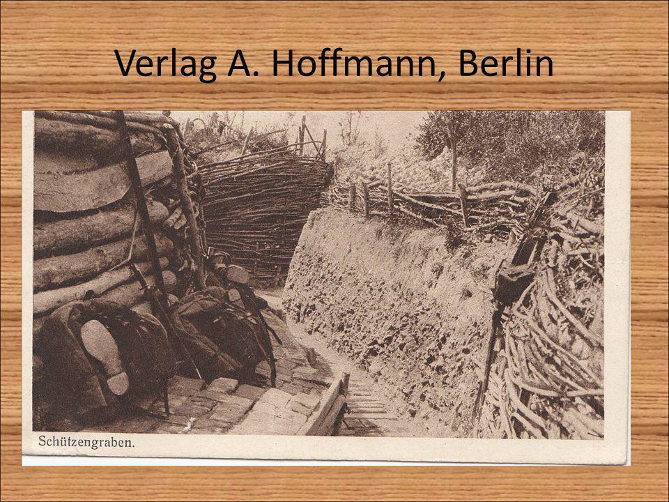 Verlag A. Hoffmann, Berlin