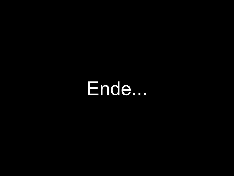Ende...