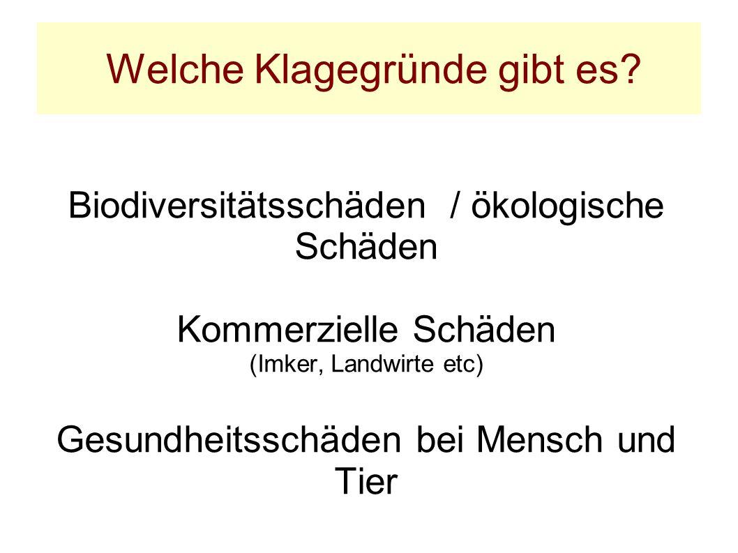 Und die deutsche Justiz.
