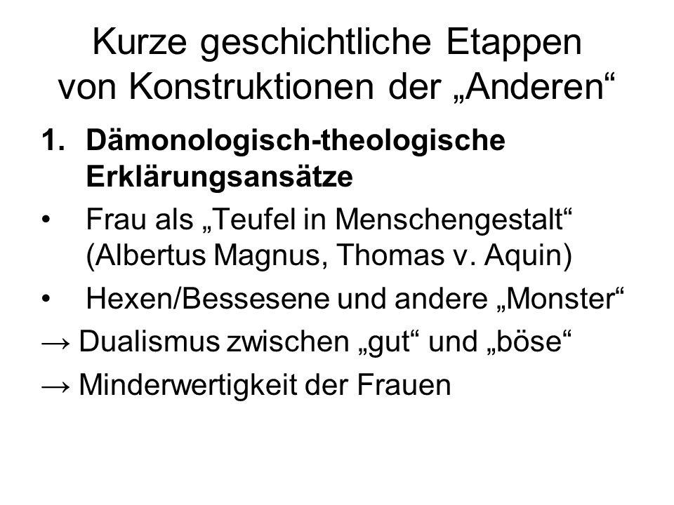 2.Biologisierung und Pathologisierung Sarah Baartman (Hottentotten-Venus) im 19.