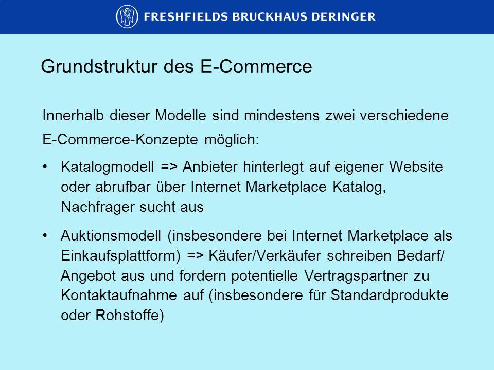 B2B und Kartellrecht Bildung von Einkaufsgemeinschaften sprechen sich die Nachfrager hinsichtlich ihres Einkaufs- verhaltens ab (Absprache über Konditionen oder gemeinsame Bestellung), gelten sie als Einkaufsgemeinschaften Bildung von Einkaufsgemeinschaften verstößt grds.